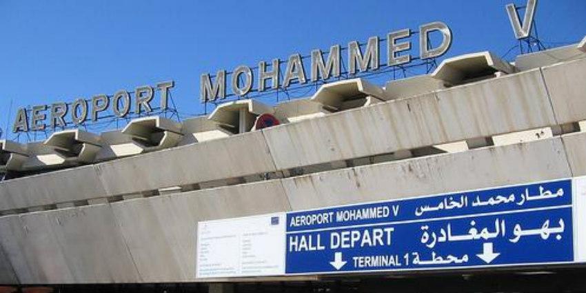 """Résultat de recherche d'images pour """"aéroport mohammed v"""""""