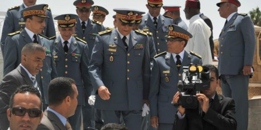 """Résultat de recherche d'images pour """"siège gendarmerie royale le général Haramou"""""""