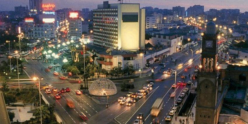 Maroc les d fis de la ville de demain et ce quoi elle for Piscine demontable maroc