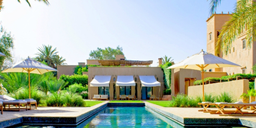 Un h tel marocain rejoint le groupe small luxury hotels of for Small luxury hotel group