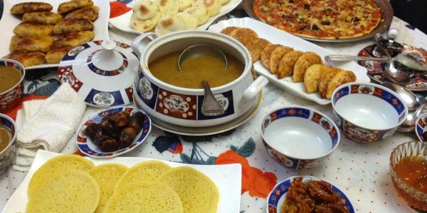 Ramadan Immersion Chez Les Marocains Despagne H24info