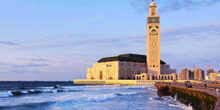 """Résultat de recherche d'images pour """"Mosquée Hassan II"""""""