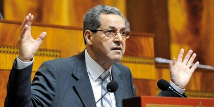 Laenser, ancien ministre de l'Intérieur cible de jets de pierres — Autoroute