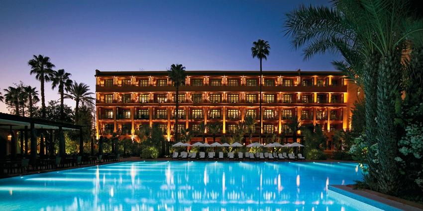 Infos sur meilleur hotel marrakech arts et voyages for Hotel meilleur