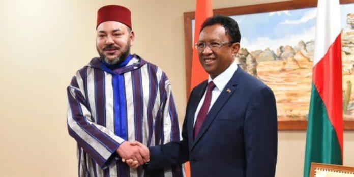 Le Maroc envoie une aide humanitaire à Madagascar