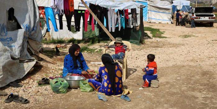 La HCR appelle le Maroc et l'Algérie à agir rapidement — Réfugiés Syriens
