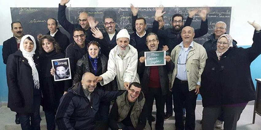 Tanger: trente ans après, ils rendent hommage à leur