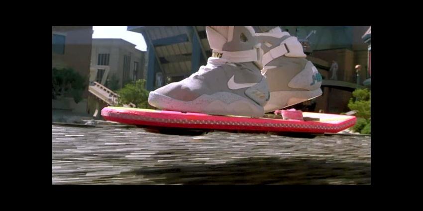 1224fd28c7e27 Les baskets Nike de « Retour vers le futur » bientôt disponibles ...