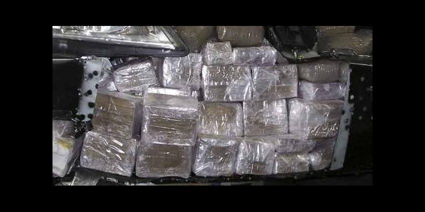 La saisie policière de cannabis la plus insolite — Bondy