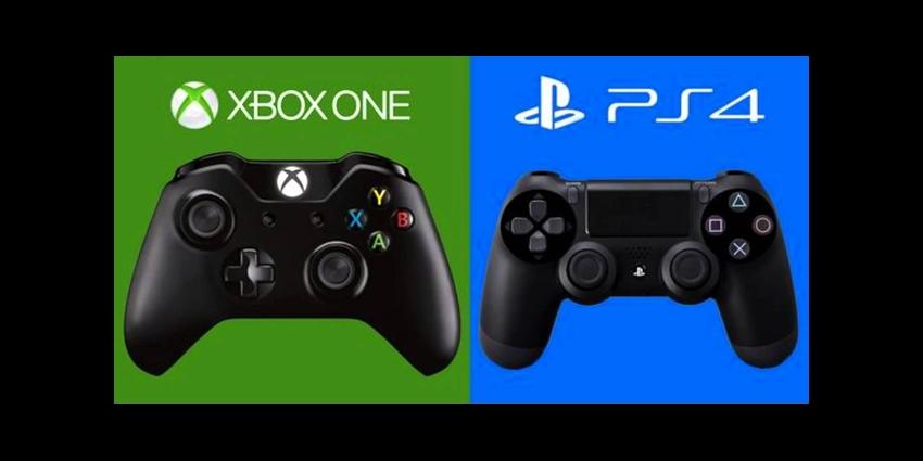 La playstation 4 remporte son premier match face la xbox - Meilleur console entre xbox one et ps4 ...