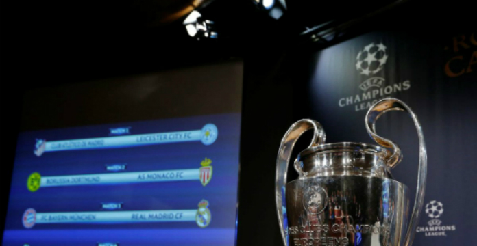 Champions League Tirage Image: Champions League: Le Tirage Au Sort Des Demi-finales A