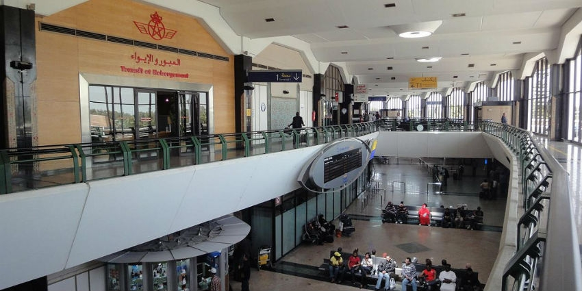 L office national des a roports lance l appli mobile maroc a roports h24info - L office national des aeroports ...