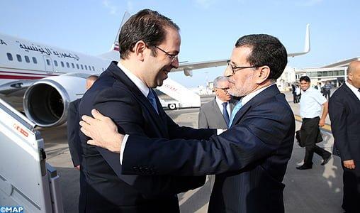 Le Maroc et la Tunisie veulent doubler leurs échanges commerciaux