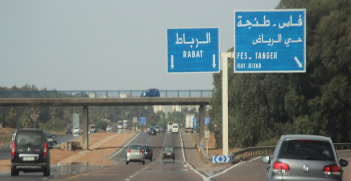 autoroutes du maroc hausse du trafic autoroutier de 7 2. Black Bedroom Furniture Sets. Home Design Ideas