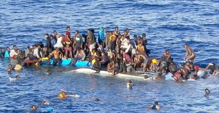 Une cinquantaine de migrants