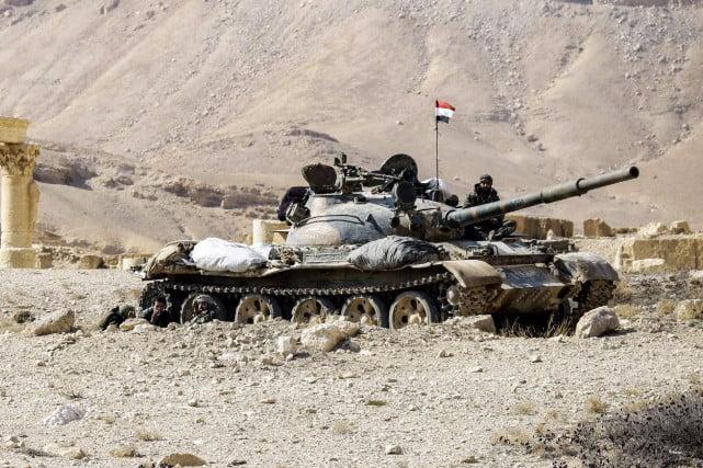 Un général russe tué lors de l'offensive contre Deir ez-Zor — Syrie