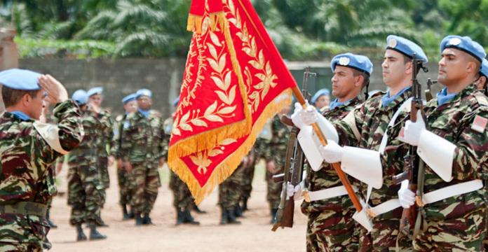 Deux Casques bleus marocains tués — Centrafrique