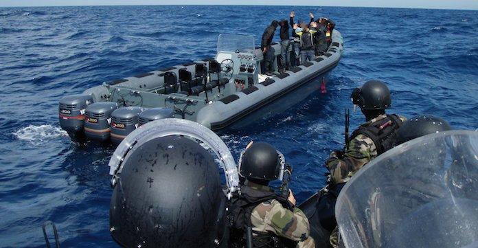 Les douanes française et espagnole saisissent 2,3 tonnes de cannabis — Méditerranée