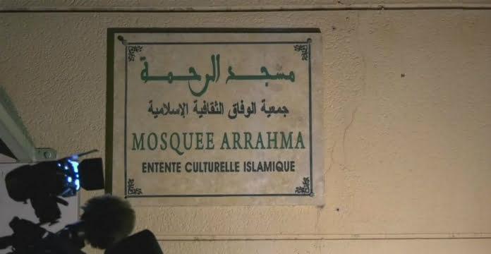 Une fusillade perpétrée devant une mosquée — Avignon