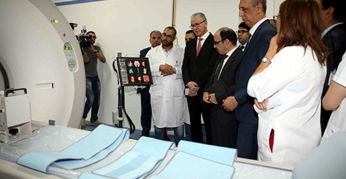 Al hoceima a enfin son centre d'oncologie