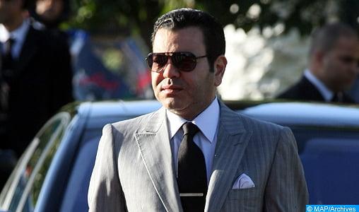 Vidéo. Mohammed VI est rentré au Maroc ce lundi