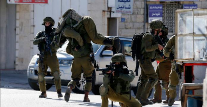 Un soldat israélien blessé pendant une opération nocturne — Cisjordanie