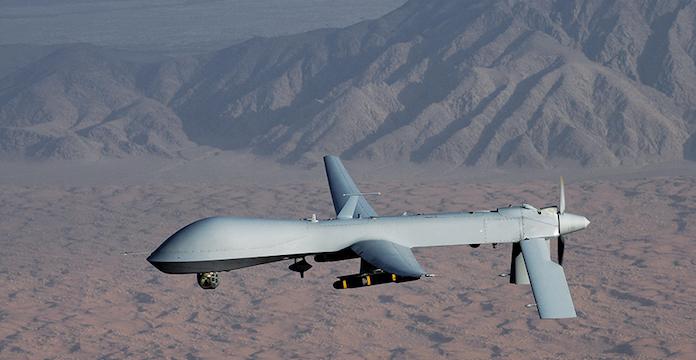 Promotion tracker gps drone, avis test qanba drone