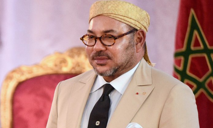 Resultado de imagen de Mohammed VI discour du Marche vert
