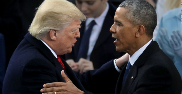 Trump reconduira-t-il demain 800.000 'Dreamers' à la frontière — DACA