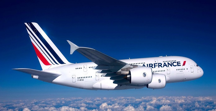 Air France instaure un tarif spécial rapatriement — Ouragan Irma