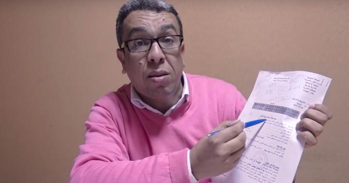 La peine de Hamid El Mahdaoui alourdie à un an de prison