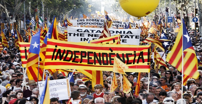 5 questions sur le scrutin interdit de dimanche — Référendum en Catalogne