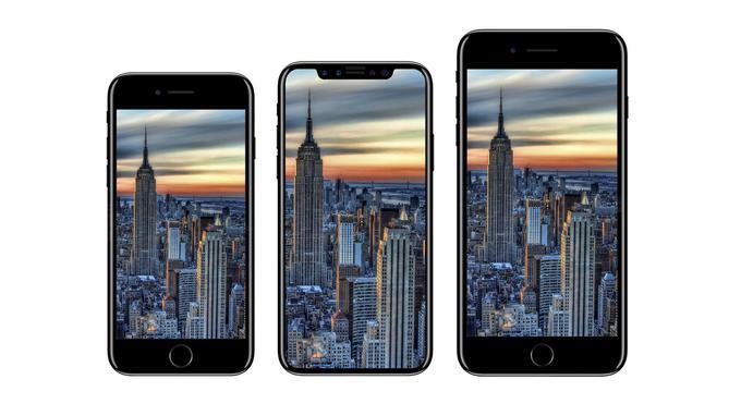 IPhone 8 : le face à face avec ses ancêtres en images