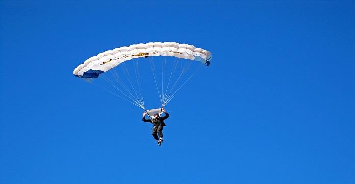 parachutisme kenitra
