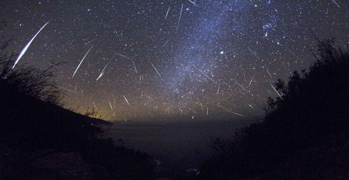 Les Orionides illumineront le ciel cette nuit — Etoiles filantes