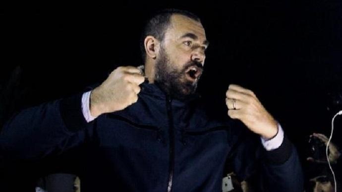 Zefzafi transporté d'urgence à l'hôpital — Hirak
