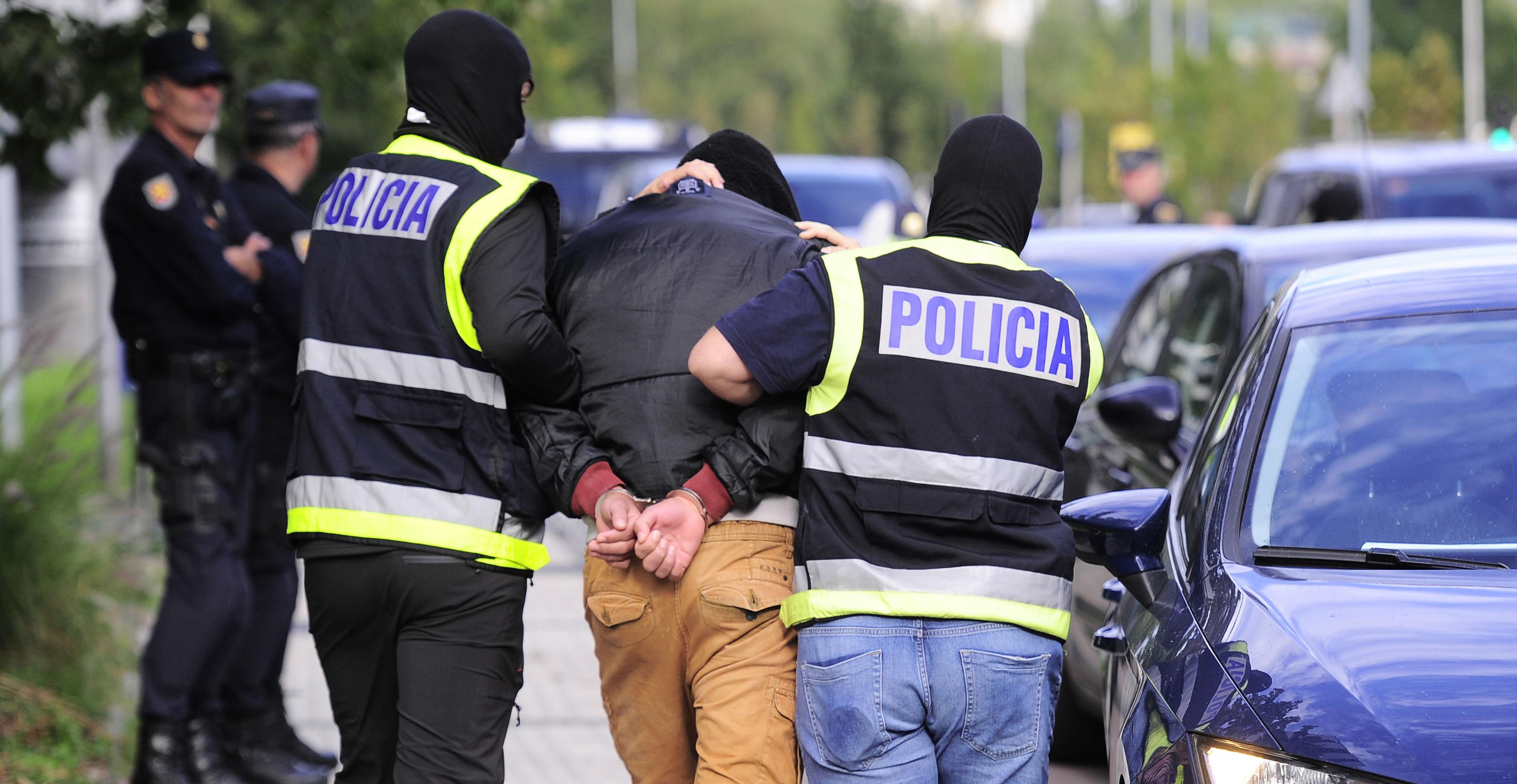 Arrestation d'un Marocain pour terrorisme en Espagne