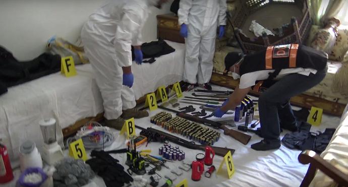 La cellule de Fès n'en finit pas d'accoucher — Lutte anti-terroriste