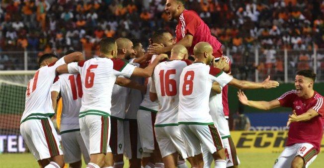 Sondage a qui doit on le plus la qualification des lions de l 39 atlas au mondial h24info - Maroc qualification coupe du monde ...