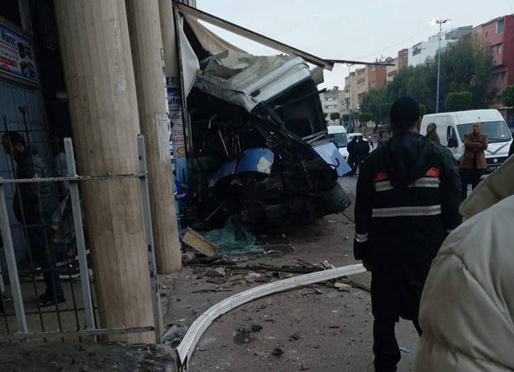 Casablanca : Un bus fauche plusieurs piétons, un policier parmi les victimes (Vidéo)