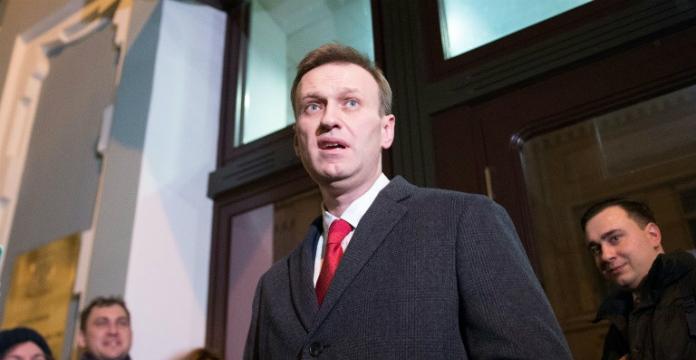 L'opposant russe Navalny appelle ses partisans à boycotter la présidentielle