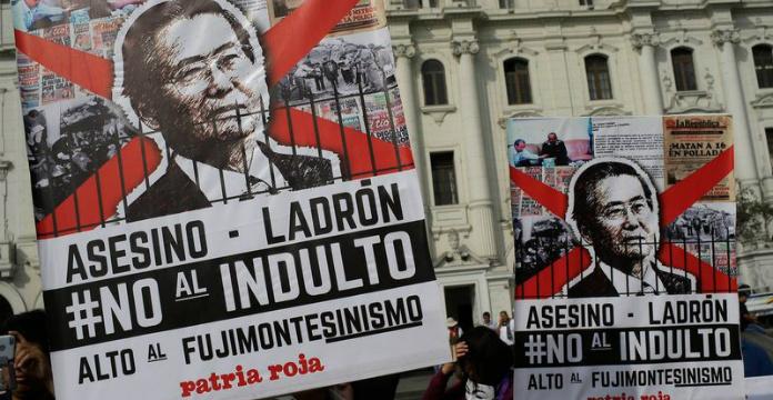 La grâce présidentielle accordée à Alberto Fujimori divise — Pérou