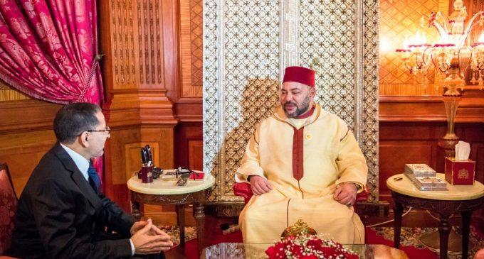 Le roi Mohammed VI désigne les nouveaux ministres