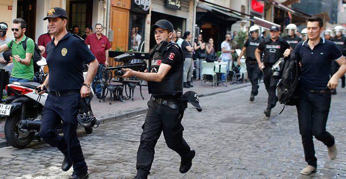 Des arrestations avant le Nouvel An — Turquie