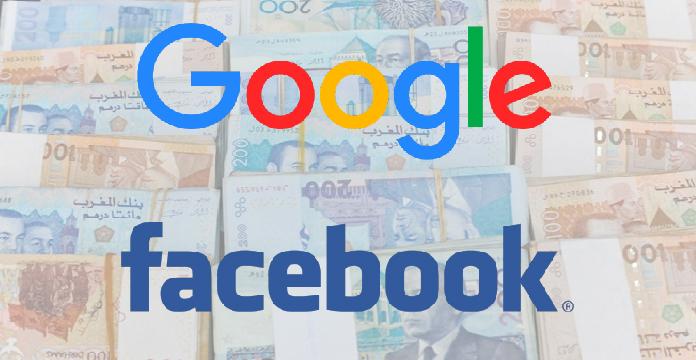Le Maroc Reclame Des Millions De Dirhams D Impots A Facebook Et