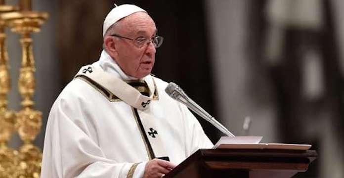 vidéo rencontre des 2 papes