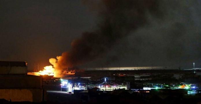 Une roquette tirée depuis Gaza a touché une vill
