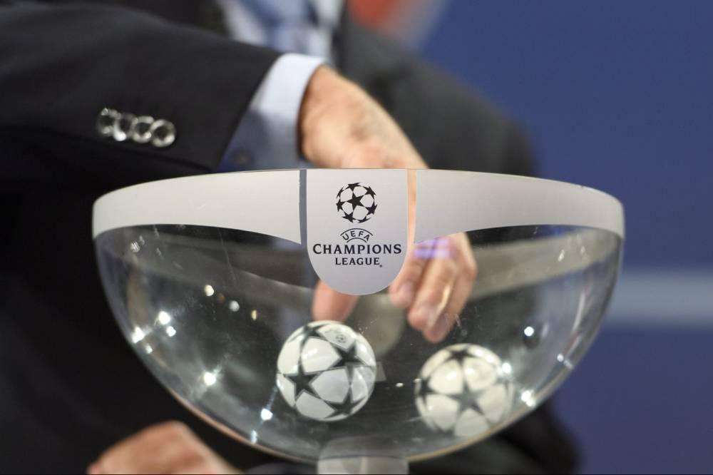 Tirage Au Sort Ligue Des Champions Twitter: Tirage