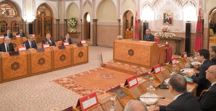 Le Roi Mohammed VI nomme 5 nouveaux ministres — Maroc