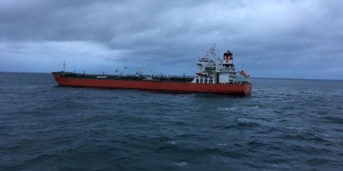 Chine. 32 disparus après une collision en mer